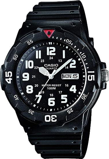 ba106cb3b012 Casio Reloj de pulsera MRW-200H-1BVEF  Amazon.es  Relojes