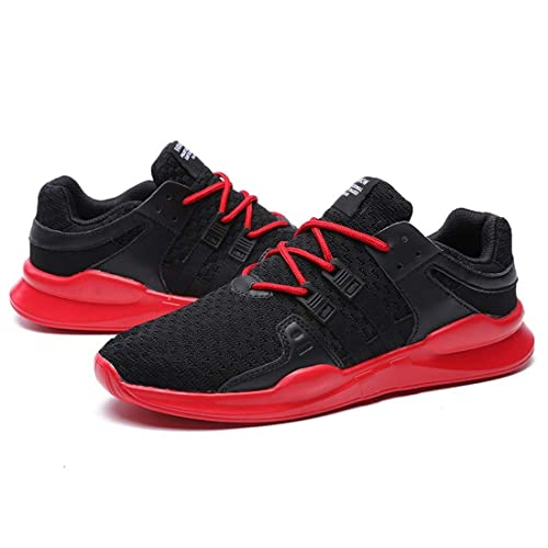 Hombres de Moda Casuales Zapatillas de Deporte de Malla Transpirable Todo Correr Ropa Hombres Zapatos de Cordones Zapatillas: Amazon.es: Zapatos y ...