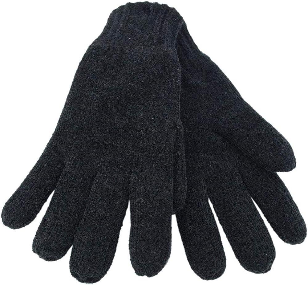 Ladies Womens Undercover Heatguard Thinsulate Chenille Winter Gloves