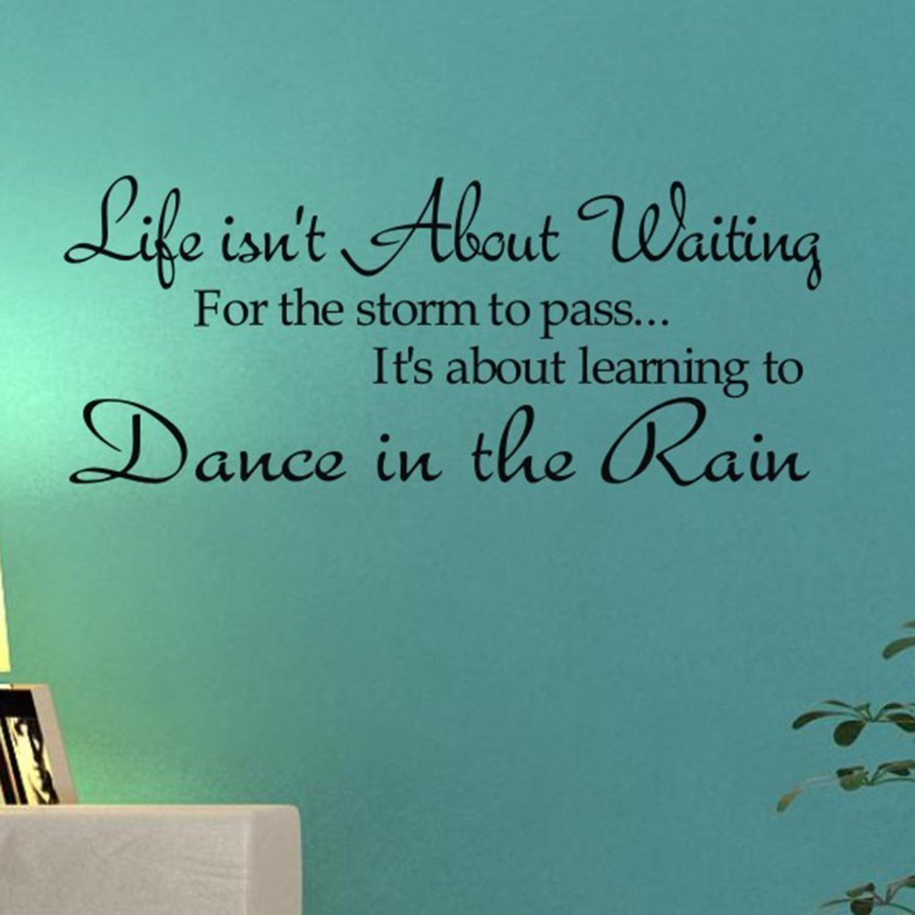 Wall Quotes for Living Room: Amazon.co.uk