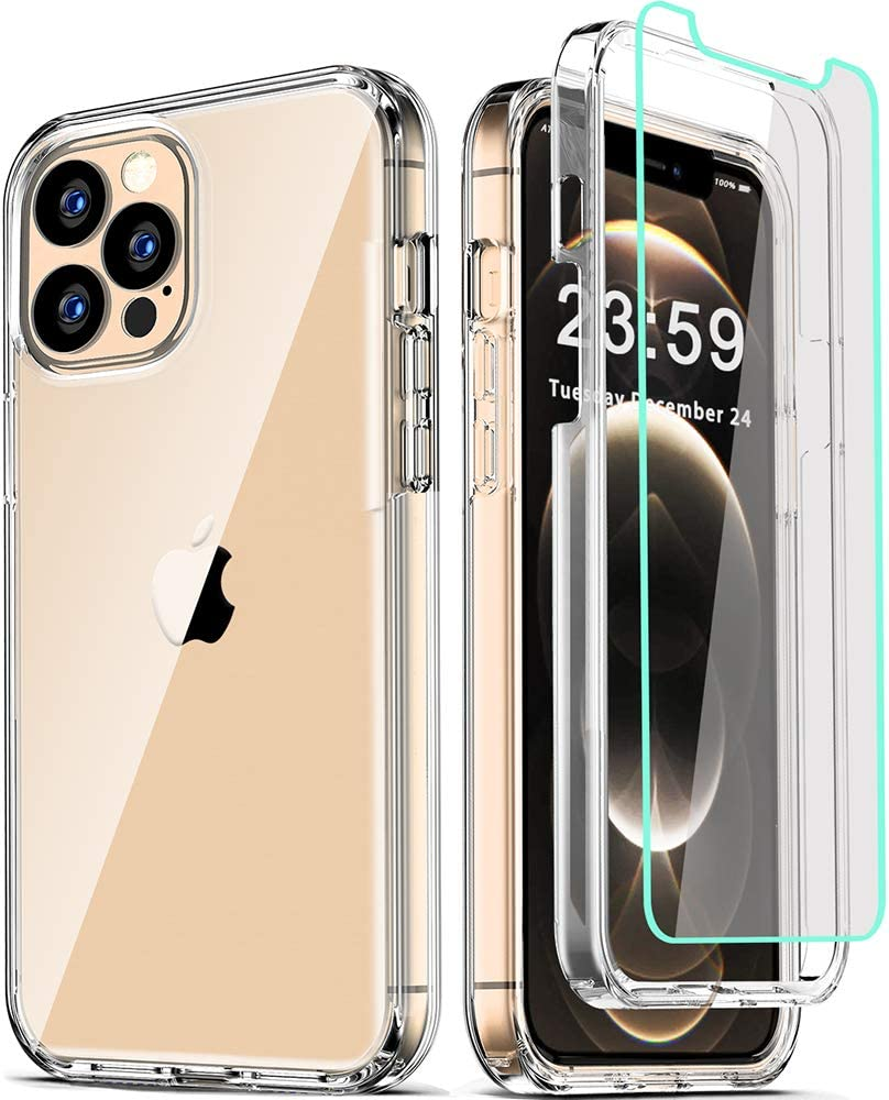 COOLQO 2 x Tempered Glass Screen Protector $14 Coupon