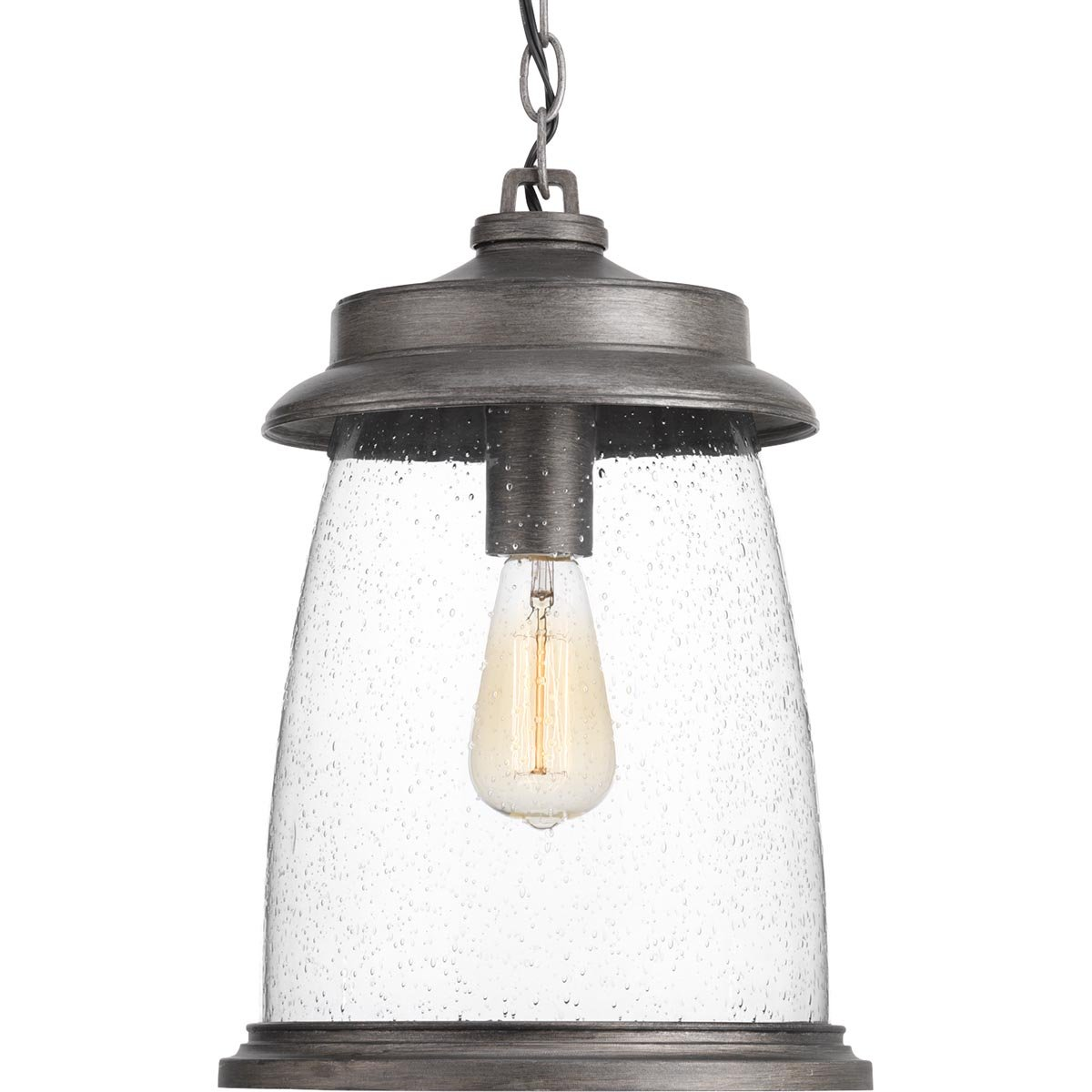 Progress Lighting P550030-103 Conover Hanging Lantern Grey