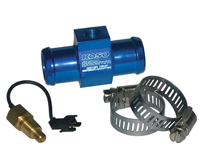 Amazon.com: Koso North America Water Temperature Sensor Adapter - 26mm BG026B00: Automotive