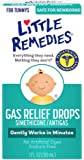 Little Remedies Tummy Relief Drops, Natural Strawberry Flavor, Safe For Newborns, 1 Ounce, Packaging May Vary - 2 Packs