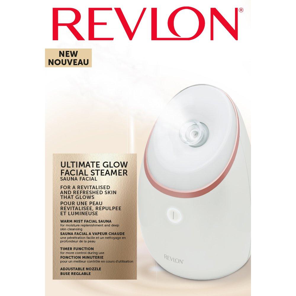 REVLON露华浓 Ultimate Glow蒸脸仪RVSP3537E