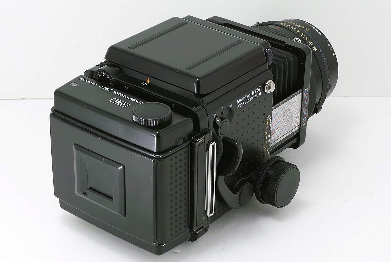 Mamiya RZ67 Pro II Camera with Waist Level, 50mm F/4 5w and