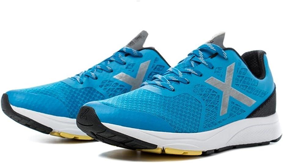Zapatillas Deportivas Running Azules RX-02 de Munich: Amazon.es: Zapatos y complementos