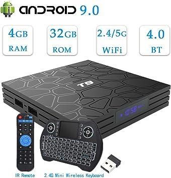 2017 modelo t95z Plus Android 6.0 Smart TV Caja con Mini teclado ...