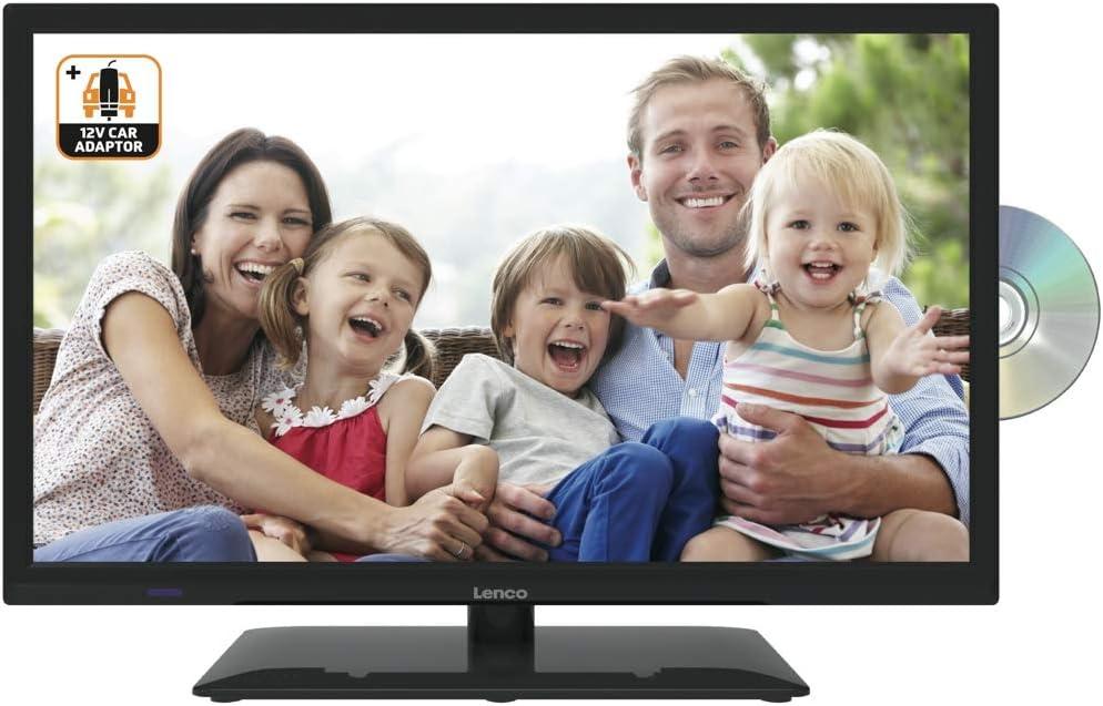 TV Led LENCO DVL-2262BK HD 22