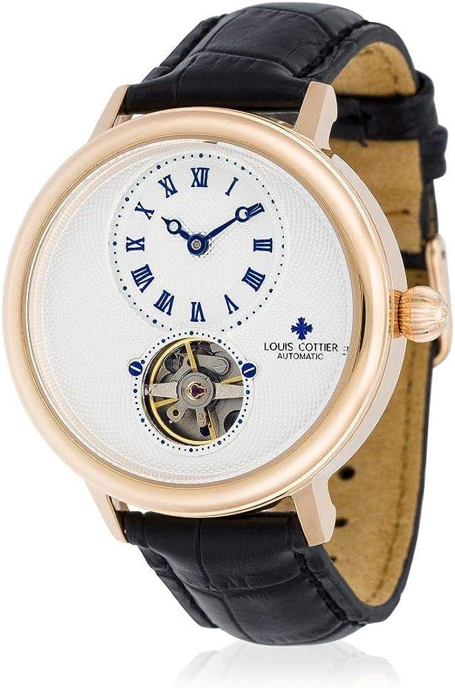 LOUIS COTTIER Reloj automático Man STORYMATIC HB34333C2BC1 43 mm