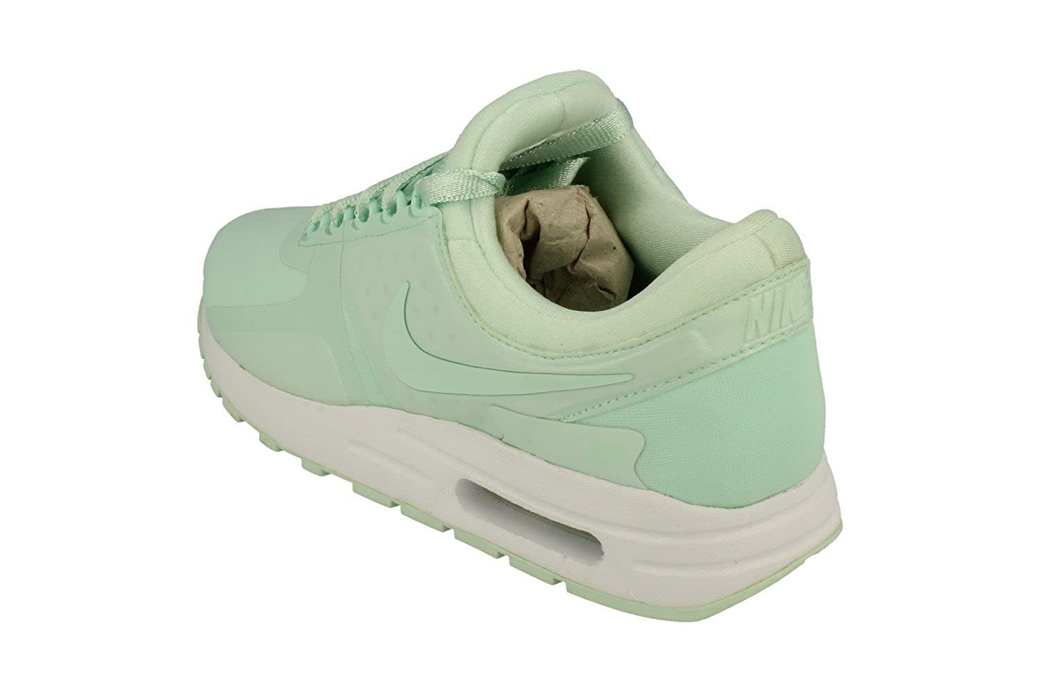 new concept 55c4e a07a5 Nike Air Max Zero Se GS Running Trainers 917863 Sneakers Shoes (UK 5.5 us  6Y EU 38.5, Igloo White 300)  Amazon.in  Shoes   Handbags