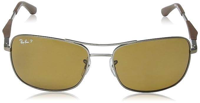 9a8ffed7de Ray-Ban Sunglasses Polarized MOD. 3515 (61 mm) Metal