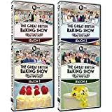 The Great British Baking Show: Complete Seasons 1-4 DVD Collection