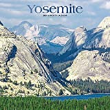 Yosemite 2021 12 x 12 Inch Monthly Square Wall