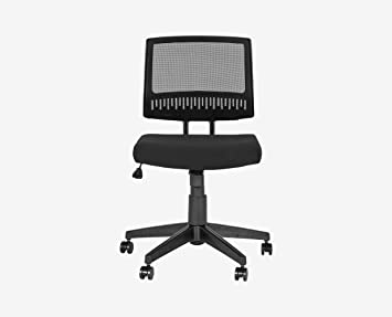 Charmant Sweety Desk Chair Black By Scandinavian Designs