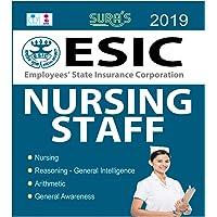 ESIC Nursing Staff Exam Books Study Materials