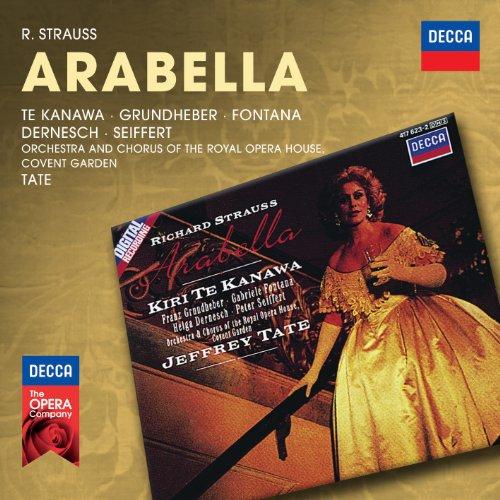R. Strauss: Arabella, Op.79 / Act 1 - Aber der Richtige, wenn's einen gibt für ()