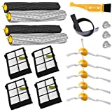 Theresa Hay Debris Extractor brush + HEPA Filter + Side Brush Kit Replacement For iRobot Roomba 800 860 870 880 980 Vacuum Cleaner Accessories Parts