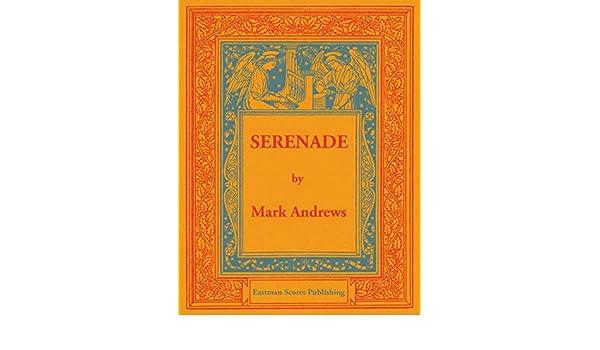 andrews mark serenade for the organ