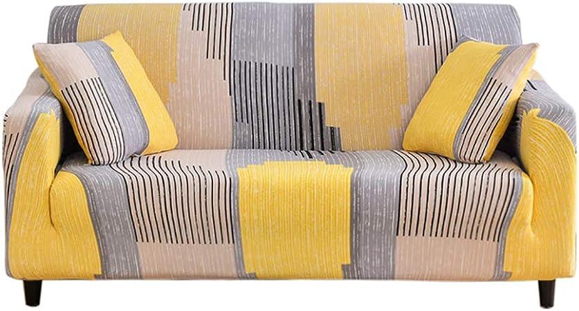 3-Sitzer Sofa Couch NEU Elastisch Sofabezüge Sofahusse Husse für Einzel
