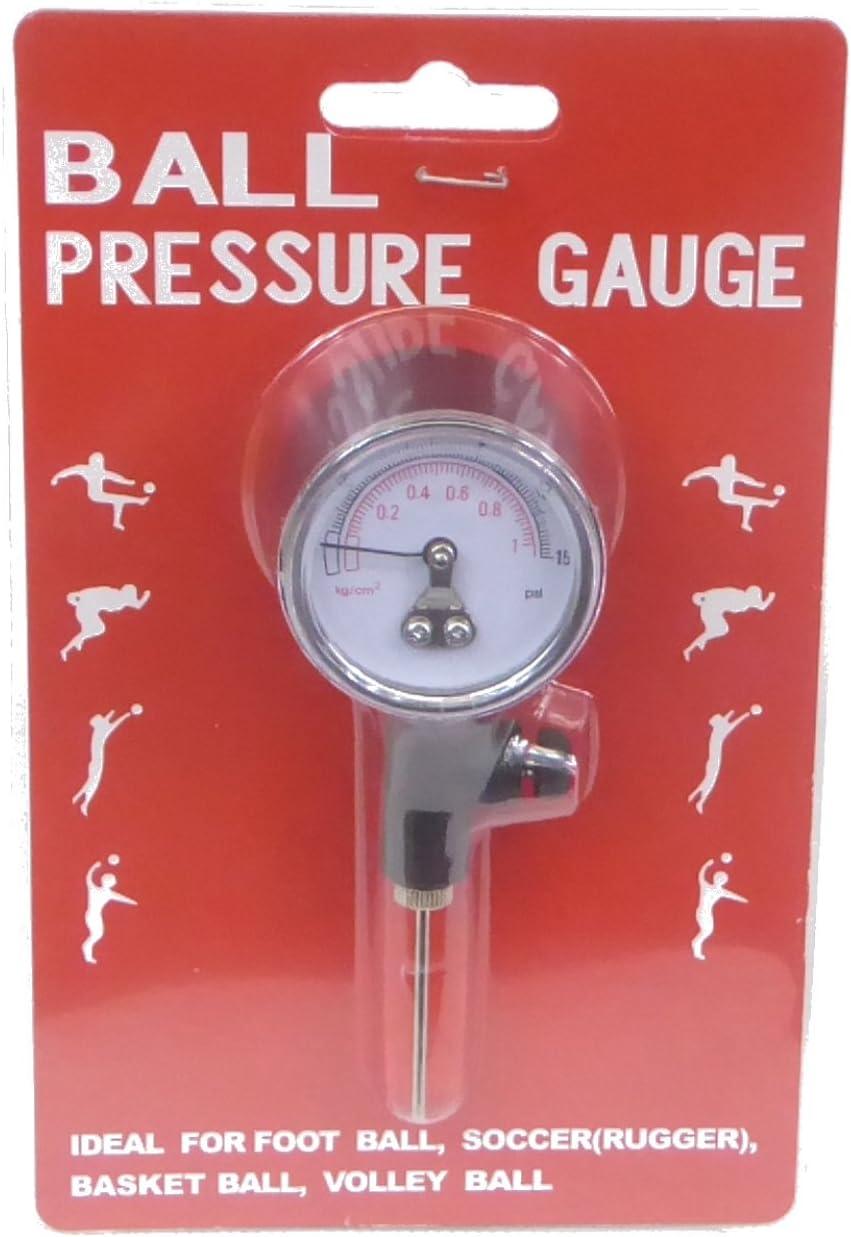 Cartasport Unisex Medidor de presión, Color Negro