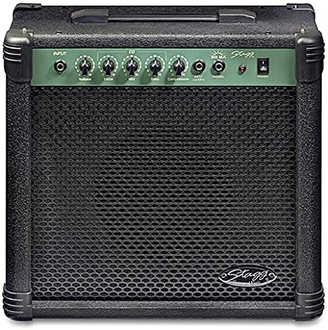 Stagg 20 BA - Amplificador para guitarra y bajo: Amazon.es ...