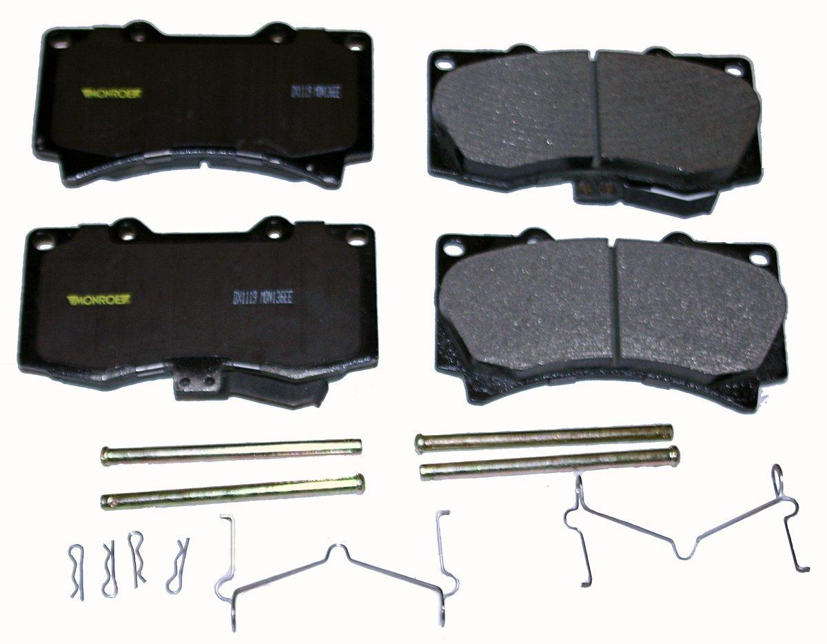 Monroe DX1119 Dynamic Premium Brake Pad Set