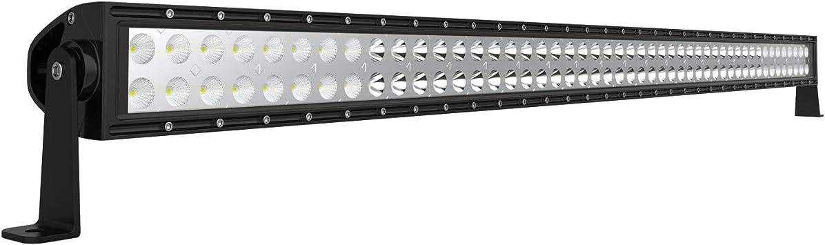 Ausi 50 Zoll 288w Auto Led Light Bar Offroad Zusatz Scheinwerfer Geführtes Arbeits Licht Bar Nebel Licht Wasserdicht Ip67 Für Suv Utv Atv Auto