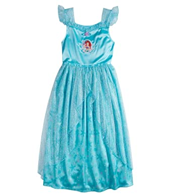 0a9730b8e0 Amazon.com  Disney Girls  Fantasy Nightgowns  Clothing
