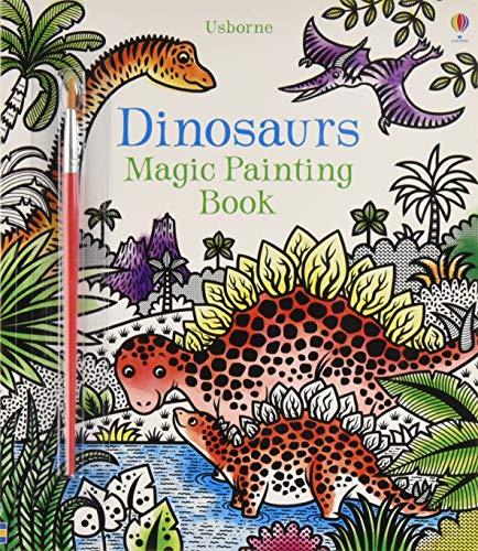 (Dinosaurs Magic Painting Book)