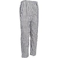 MagiDeal Pantalones de Cocinero Uniforme de Trabajo Cómodos
