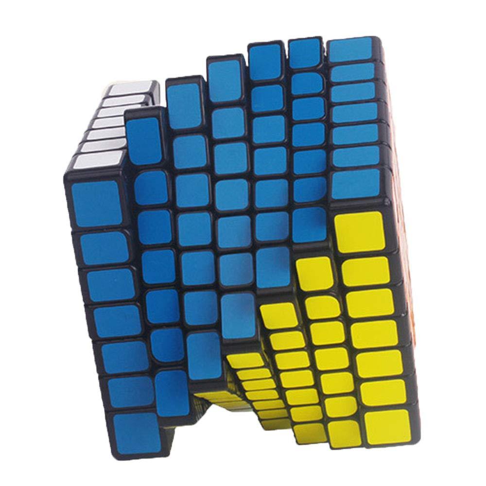 手数料安い ルービックキューブ3rd*、子供のパズルのおもちゃとクイズ(6.75* 6.75cm) 6.75* B07K42ZYDF 6.75cm) black B07K42ZYDF, 十四山村:0f375162 --- a0267596.xsph.ru