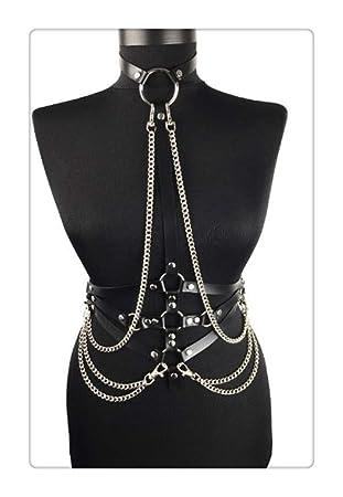nice shop now Cinturón de arnés cintura de pecho de cuerpo de ...