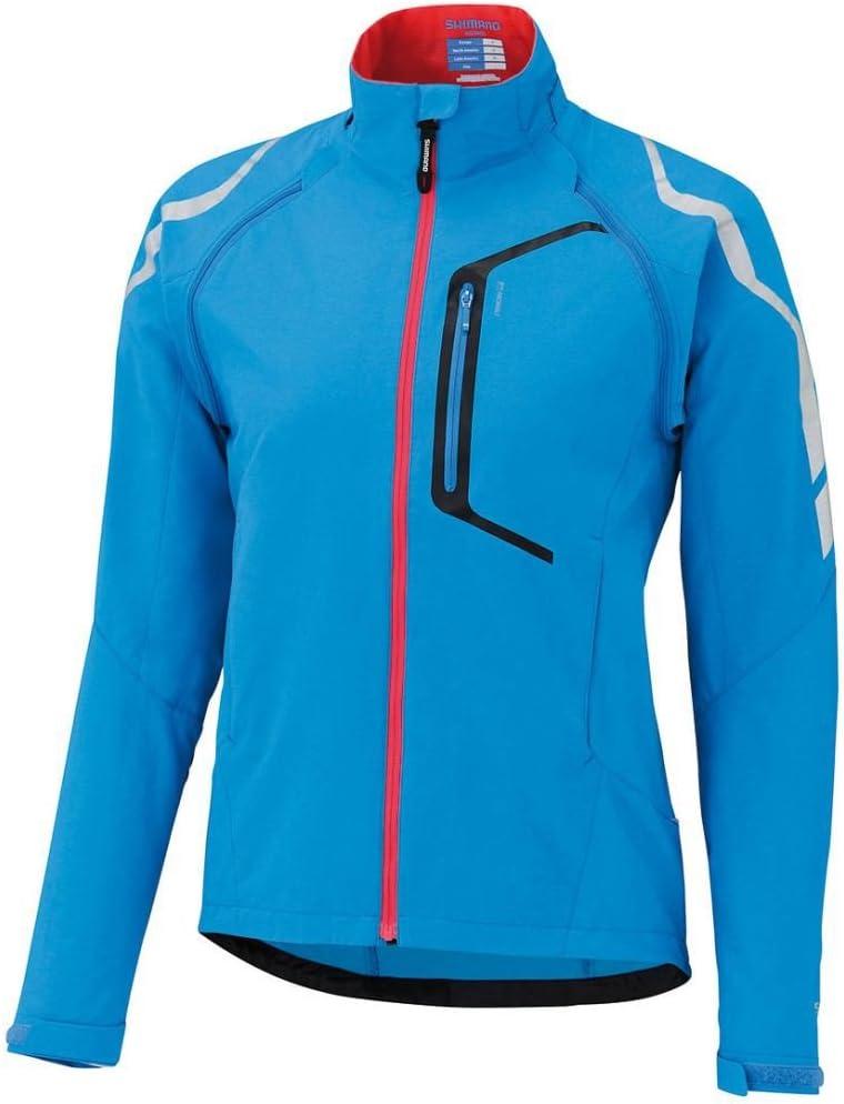 Shimano Ws Hybrid Jacket Farbe: Blau Gr L