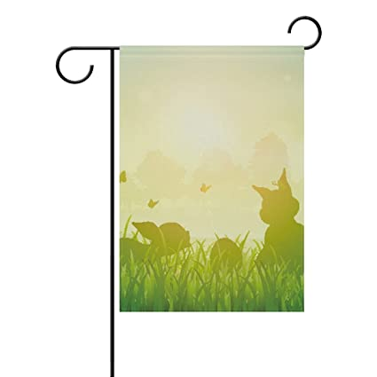 Amazon.com : Top Carpenter Easter Background Double-Sided Printed ...