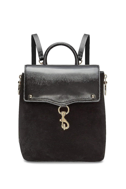 (レベッカミンコフ) REBECCA MINKOFF ウィメンズジョディコンバーチブルバックパック Women`s Backpack (並行輸入品) B07S9N5YBT ブラック One Size