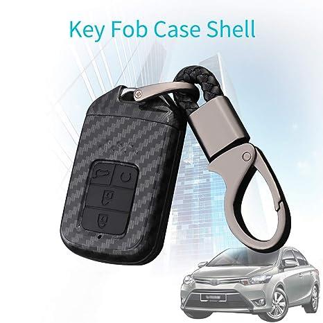 Amazon.com: Funda protectora para llaves de coche para Honda ...