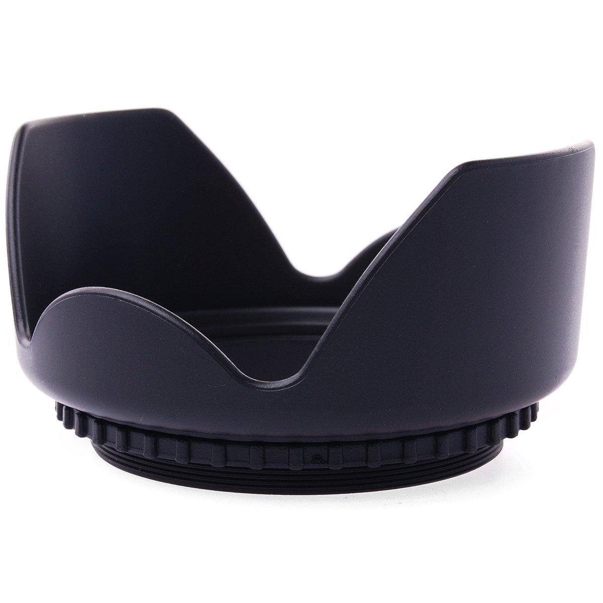 XCSOURCE® 58MM 2pcs Parasol en forma de Pétalo de Flor + Tapa para ...