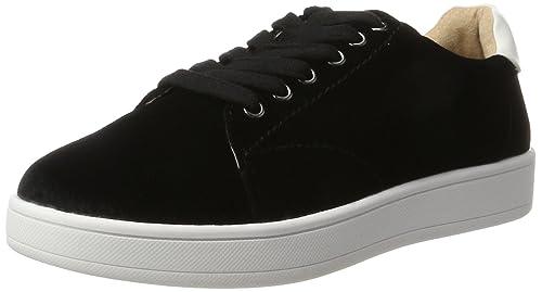 Buffalo Shoes 16t44-4 Velvet, Zapatillas para Mujer: Amazon.es: Zapatos y complementos