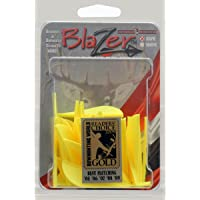 Bohning Blazer Vane - Vasija (36 Unidades), Color Amarillo neón