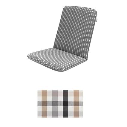 Amazon.com: Kettler Siena – Cojín para silla (Cappuccino ...