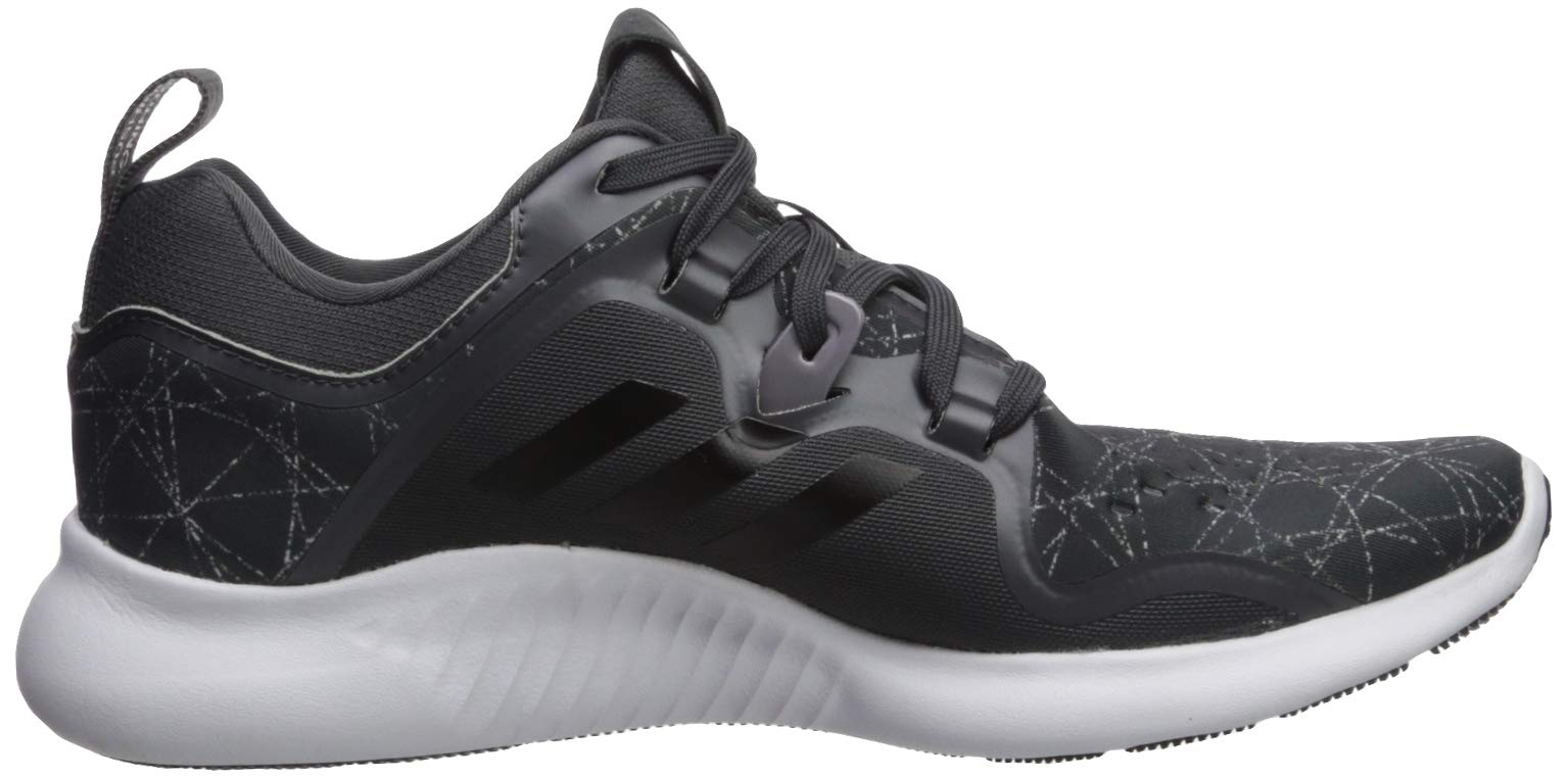 adidas Women's Edgebounce Grey/Black/White 5.5 M US by adidas (Image #7)