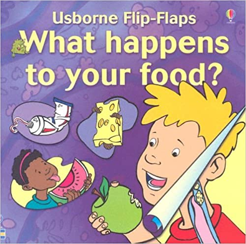 What Happens to Your Food? (Flip Flaps)