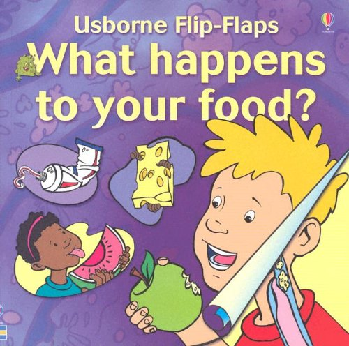 What Happens To Your Food? (Flip Flaps) PDF