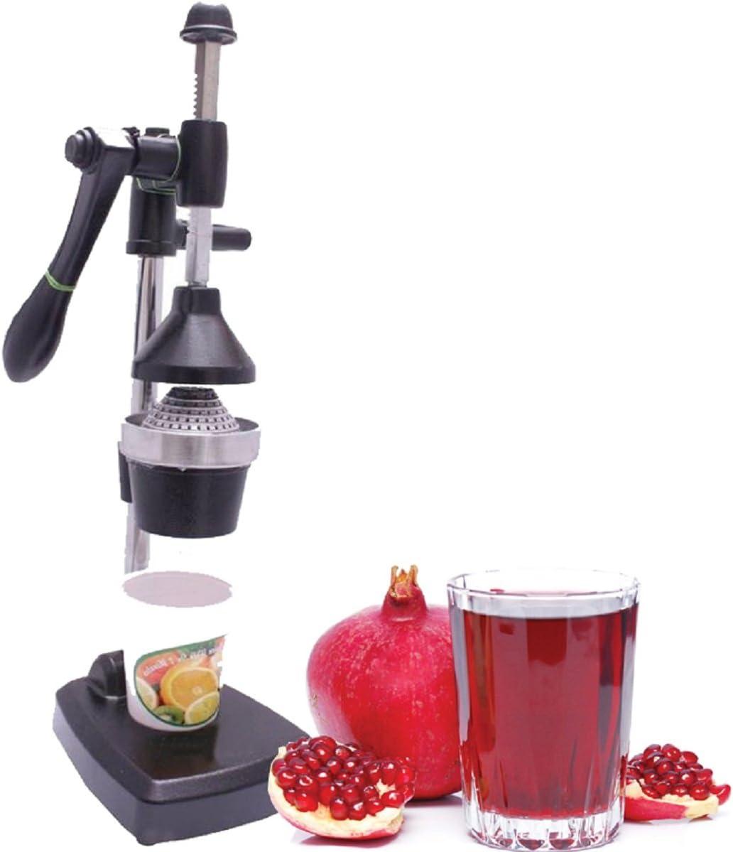 Compra Kuber industrias presión de la mano exprimidor/licuadora de frutas/verduras exprimidor manual/exprimidor manual (hptj12) en Amazon.es