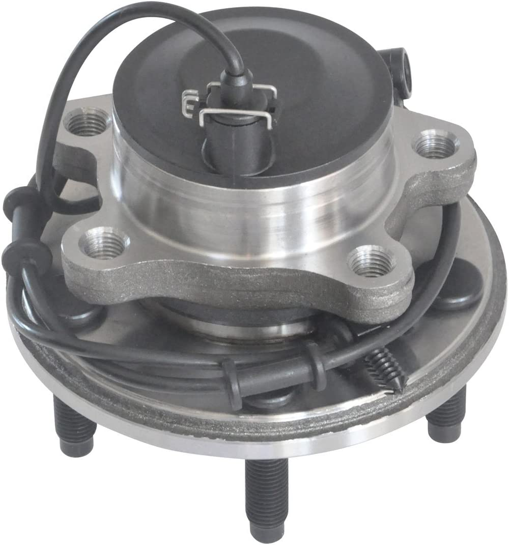Note: RWD 2005 fits Jaguar XJ8 Front Wheel Bearing and Hub Assembly One Bearing Included with Two Years Warranty