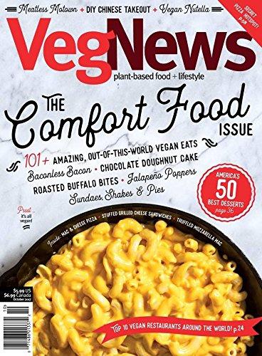 VegNews Magazine PDF