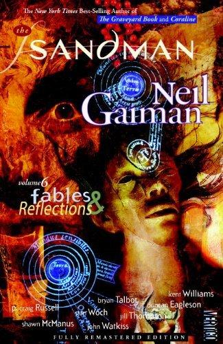 By Neil Gaiman - Sandman TP Vol 06 Fables And Reflections New Ed (Sandman New Editions) (New edition) (8.1.2011) pdf