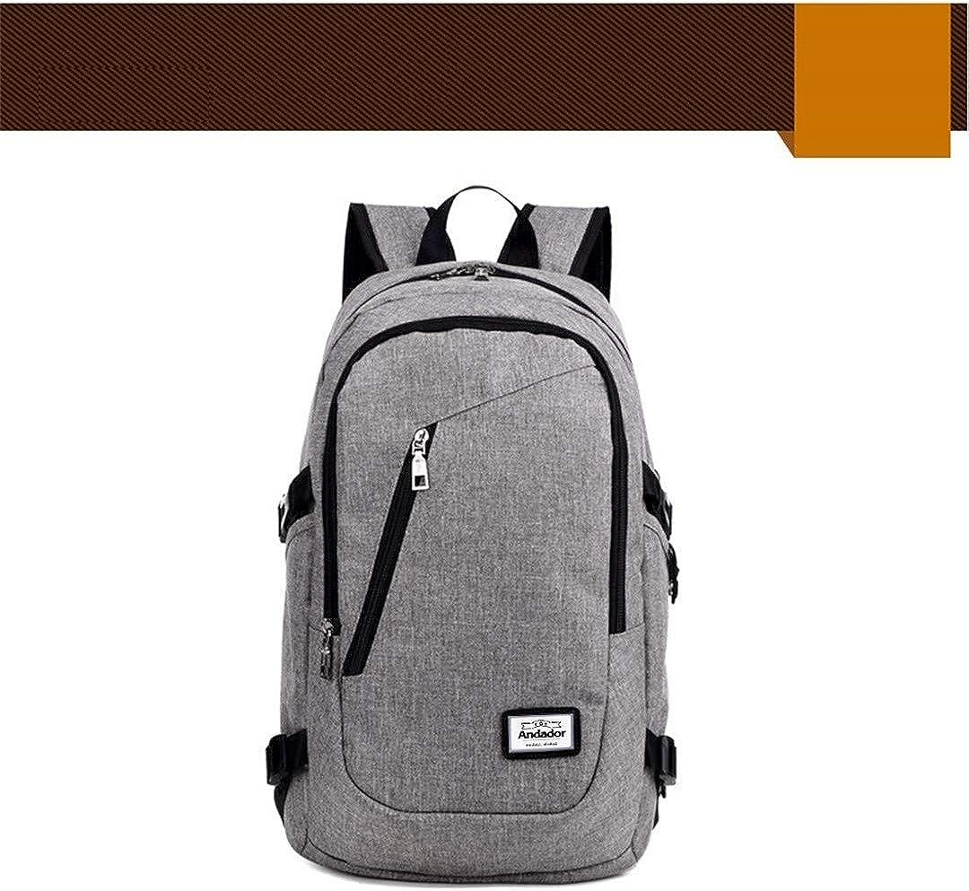 Amazon.com: Man Laptop Backpack Usb Charging Computer ...