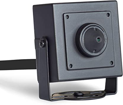 Q-camera Mini Square Security Camera 1080P 2MP 4 in 1 TVI/CVI/AHD/CVBS HD Hidden Camera 1/2.9